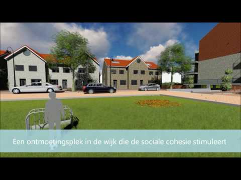 Energie neutrale woningen, Oude Kruisweg te Cruquius