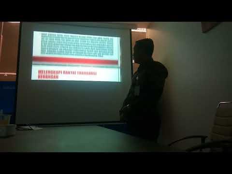Presentasi Perkembangan Financial Technology (FinTech) di Indonesia