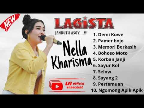 Demi Kowe - Nella Kharisma LAGISTA Full Album