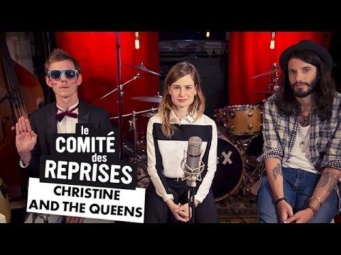 "Christine and The Queens ""Christine"" - Comité Des Reprises - Pv Nova et Waxx"