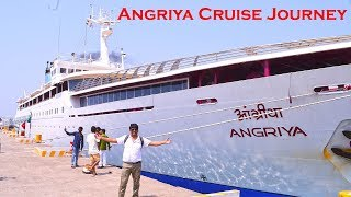 Angriya Cruise || Goa to Mumbai Cruise Journey