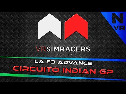 Assetto Corsa - LA F3 ADVANCE (Circuito INDIAN GP)