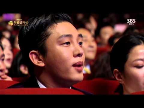 AOA -  Heart Attack 151126 SBS Blue Dragon Awards