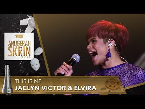 This is Me - Jaclyn Victor & Elvira | #ASK2018