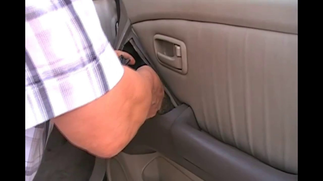 Repairing Lexus Rx300 Window Problems Do It Yourself Save Youtube