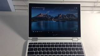 "Acer R11 11.6"" Chromebook Laptop/Tablet Review"