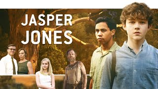 jasper jones interview Jasper is a homeworld gem and antagonist who made her debut  ian jones-quartey, - steven universe:  rebecca sugar confirmed in an interview that she will appear.