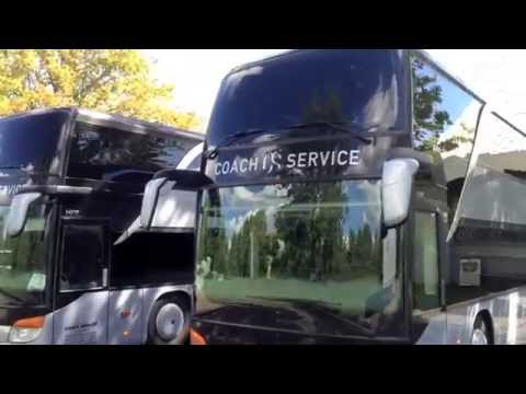 Inside Within Temptation's Tourbus
