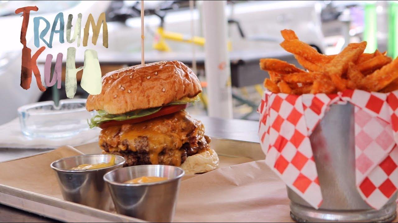 The Best Halal Burger In Frankfurt Germany Traumkuh Youtube