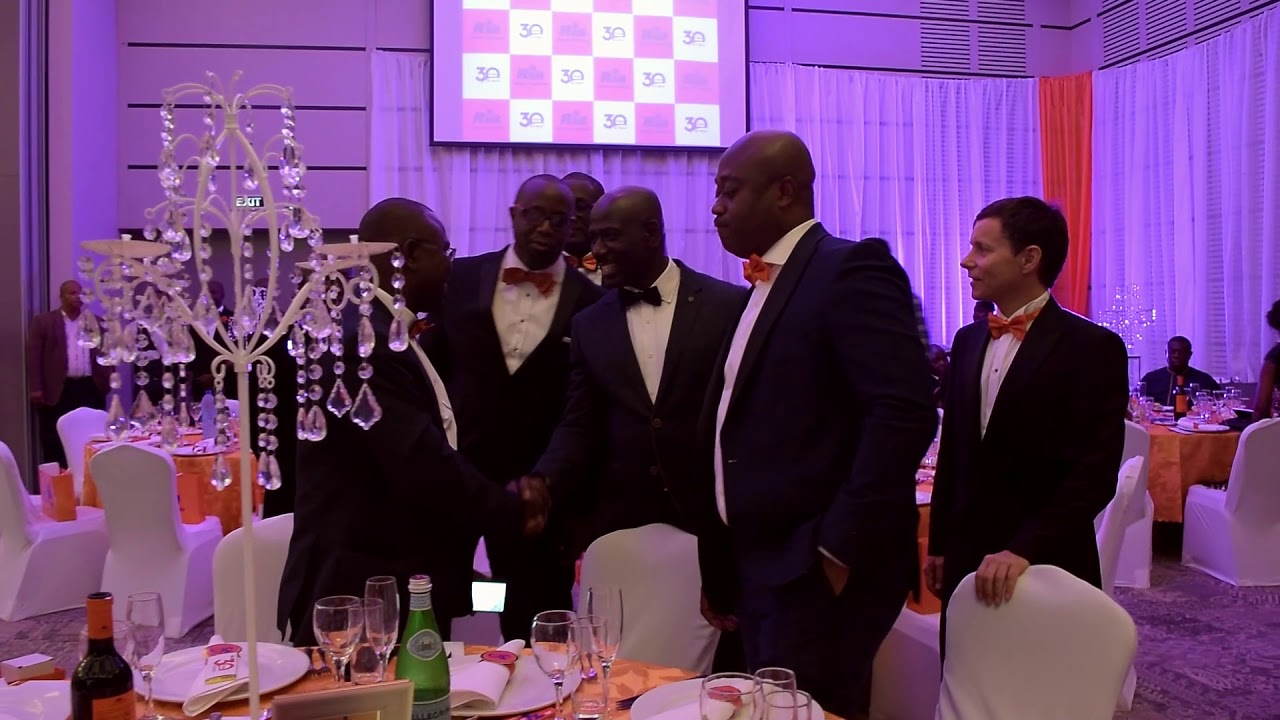 Ria Money Transfer Bank Partner Dinner