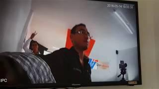 Como configurar una cámara IP Dahua y anexar a DVR