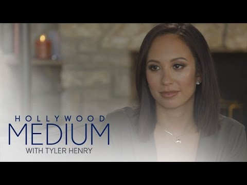Cheryl Burke Connects With an Ex  Hollywood Medium with Tyler Henry  E!