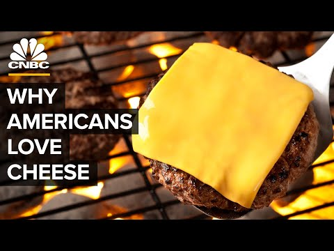 Why Americans Eat So Much Cheese