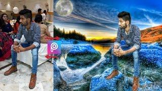 Picsart Photo Editing Tutorial || Manipulation  And CB Editing || Picsart Background Change
