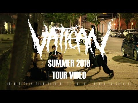 Vatican - Summer Tour 2018