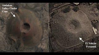 火山そっくりに作り上げた遺跡。ペルーの巨大建造物「エル・ボルカン」の謎