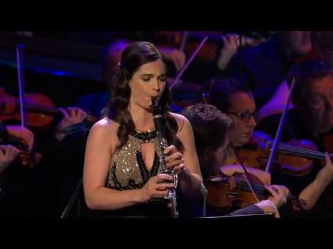 John Williams Prom 2017 Annelien Van Wauwe clarinet