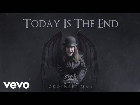 Ozzy Osbourne – Today Is the End