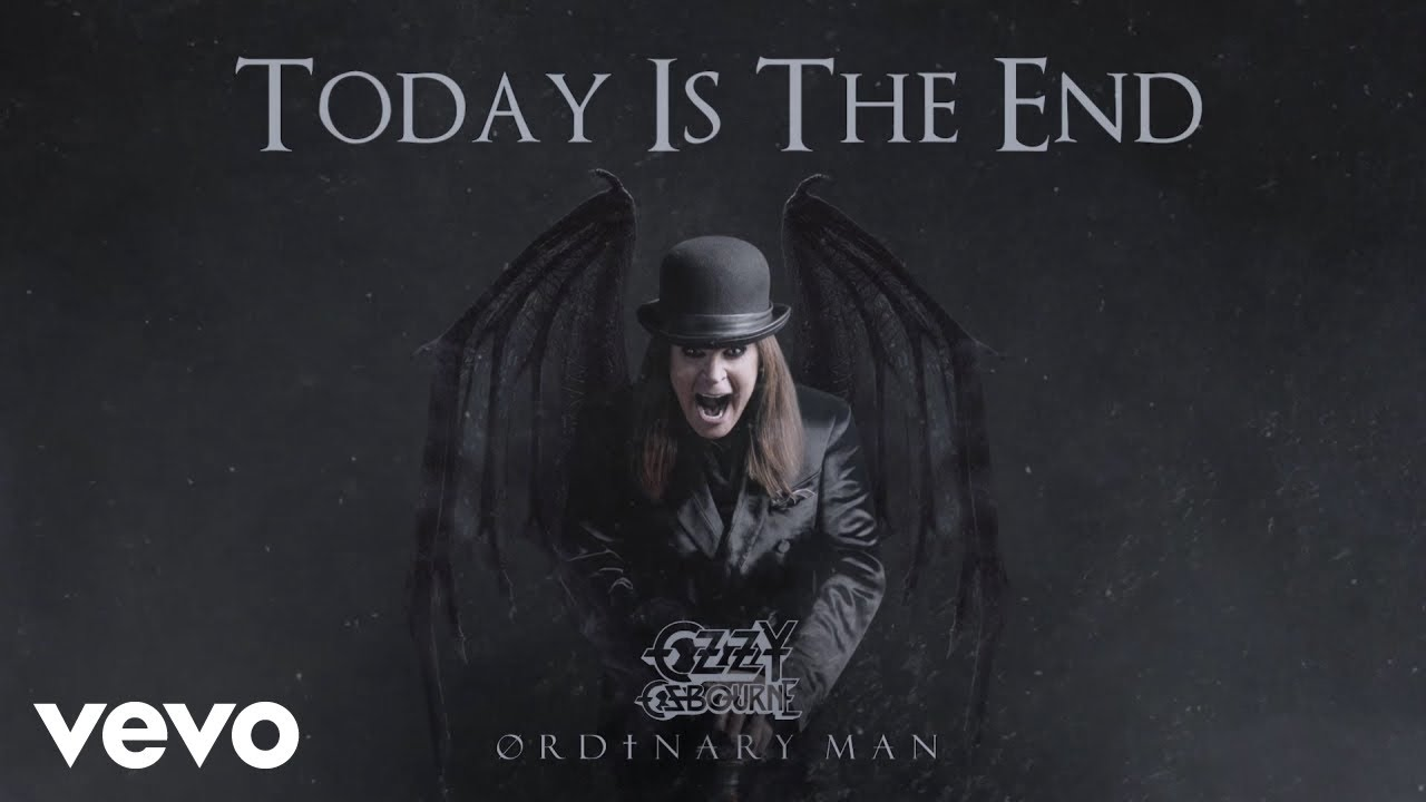 Ozzy Osbourne - Today Is The End (Audio)