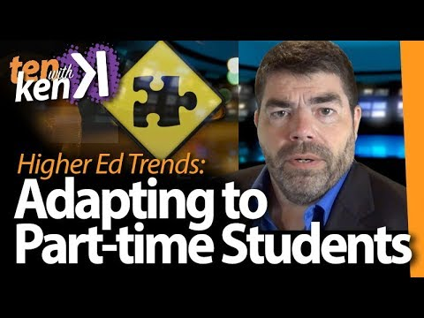 Adapting to Serve Part-Time Students