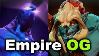Empire OG - Big Enigma Miracle- Huskar - Manila Major Dota 2