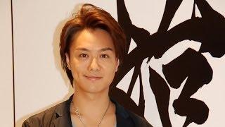 人気グループ・EXILEのTAKAHIRO(29)が11日、さいたまスーパーアリーナ...