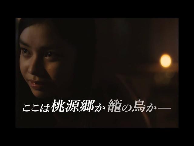 映画『第三夫人と髪飾り』予告編