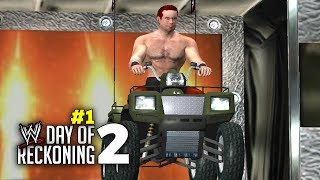 WWE Day of Reckoning 2 Story Mode Ep 1 | UNFINISHED BUSINESS