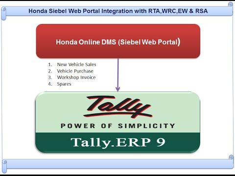 Hirise Integration With TallyERP