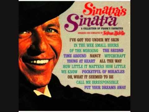 Frank Sinatra - Witchcraft (Cy Coleman-Carolyn Leigh)