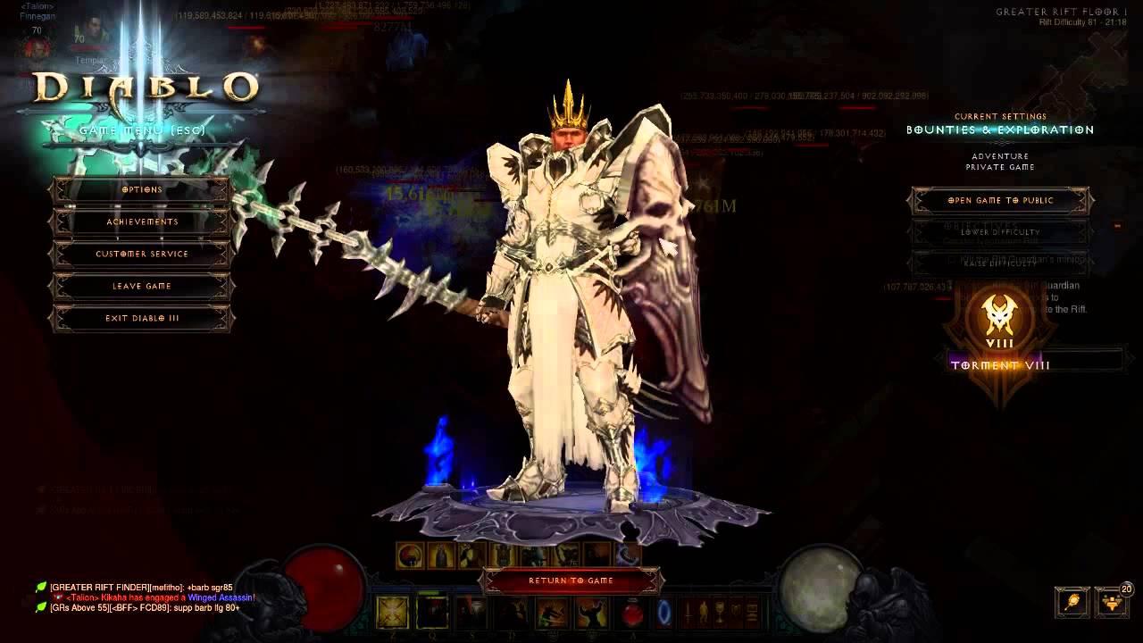 Diablo Paladin Build