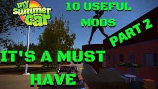 10 useful mods - it