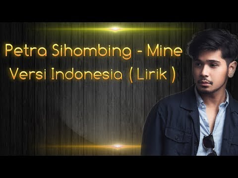Petra Sihombing  Mine Versi Indonesia Lyrics