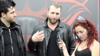 Three Days Grace interview @ Download Festival 2015