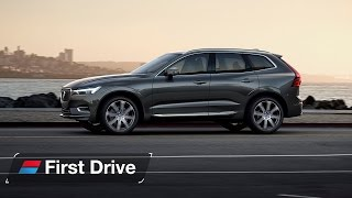 Volvo XC60 SUV 2017 first drive review