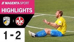 FC Carl Zeiss Jena - 1. FC Kaiserslautern | 30. Spieltag, 2019/2020 | MAGENTA SPORT