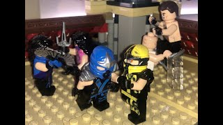 лего Mortal Combat