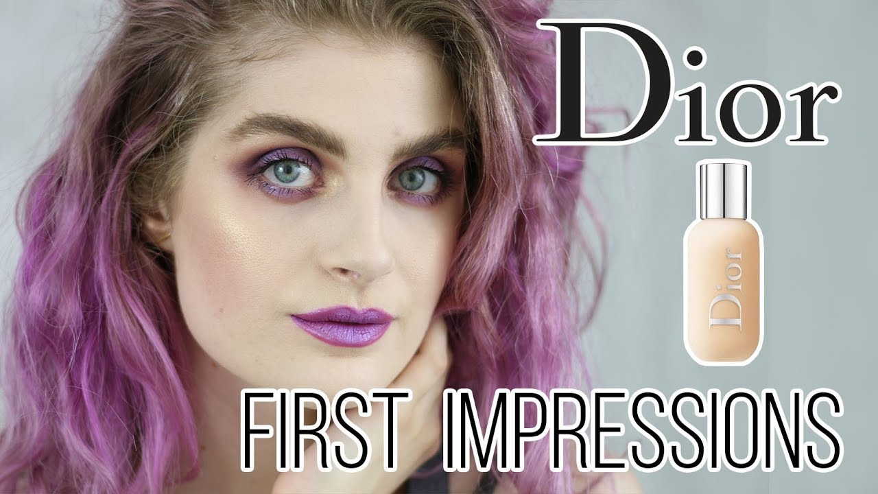DIOR Backstage Face & Body Foundation (0N) First ...