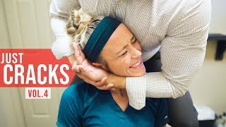 21 Minutes of LOUD Chiropractic CRACKS | Chiropractic Adjustment Compilation | Dr Alex Tubio