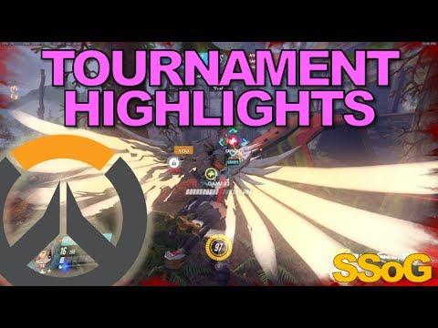 Overwatch Invitational 2017 - 3v3 Gameplay Highlights