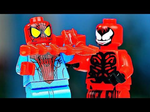 Китайские LEGO Пауки