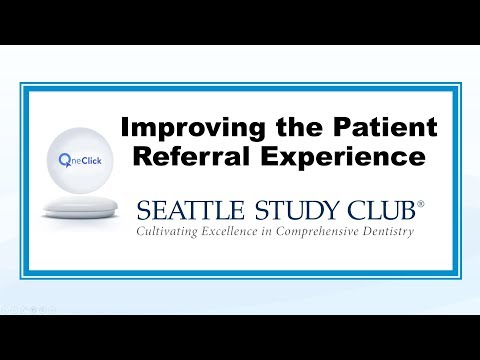 Step-By-Step Tutorial On One Click Referral For Seattle Study Club