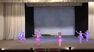 """""""Я -  Малышка"""" -  танец для детей 3-4 лет"""