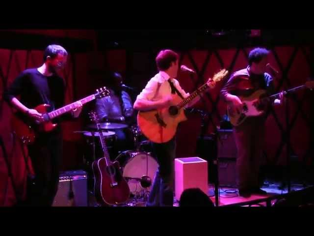 The Year Off: Everybody Knows at Rockwood Music Hall Stage 2