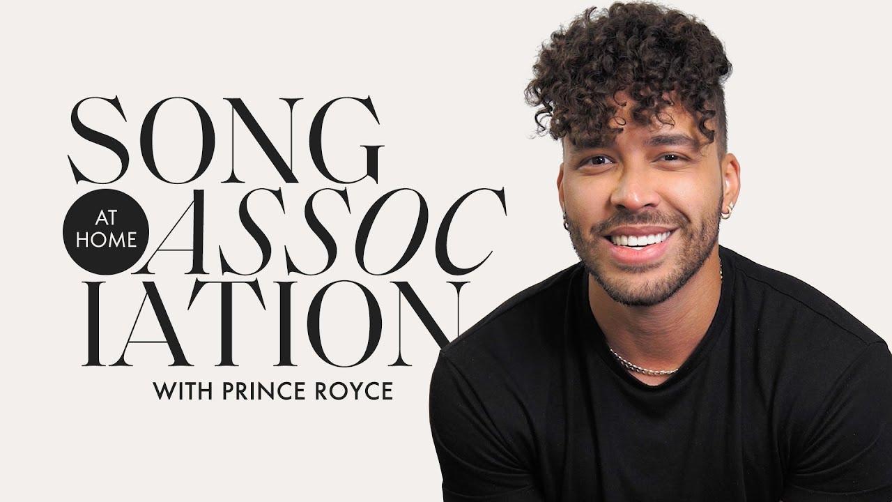 Prince Royce Sings Ozuna, Usher and