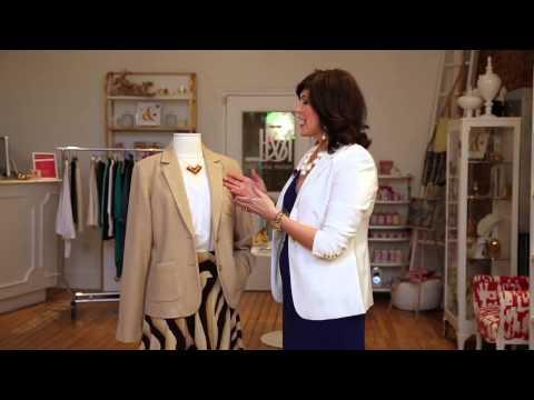 Business Attire Suitable for Women Over 50 : Women's Business Fashion