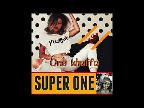 ONE KhaliFa - SUPER ONE (lyric video)