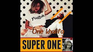 ONE KhaliFa - SUPER ONE (lyric video)