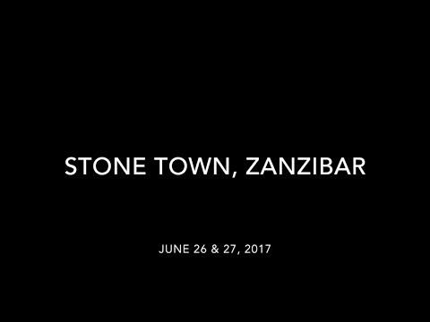 STONE TOWN, ZANZIBAR | JUNE 2017