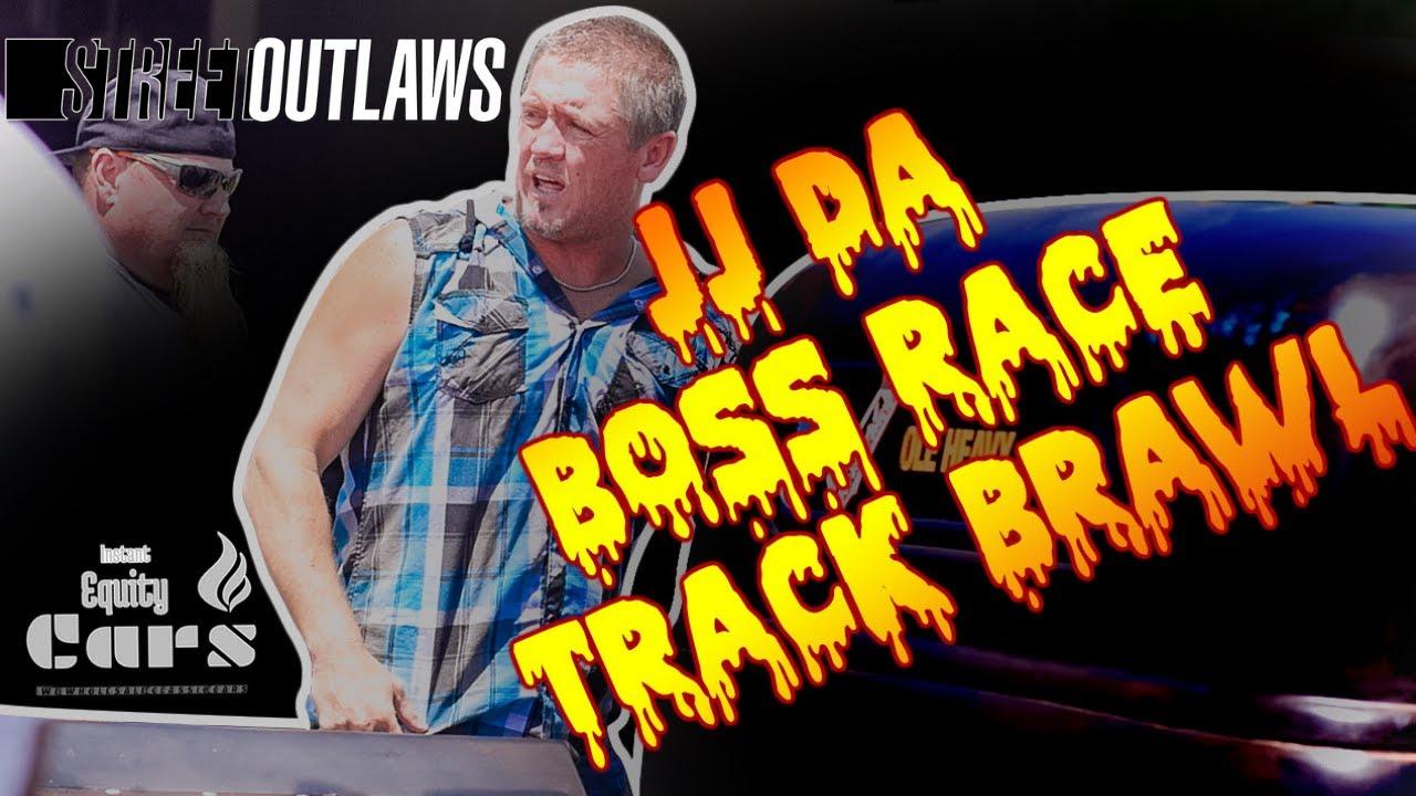 Download JJ Da Boss Race Track Brawl (Street Outlaws)